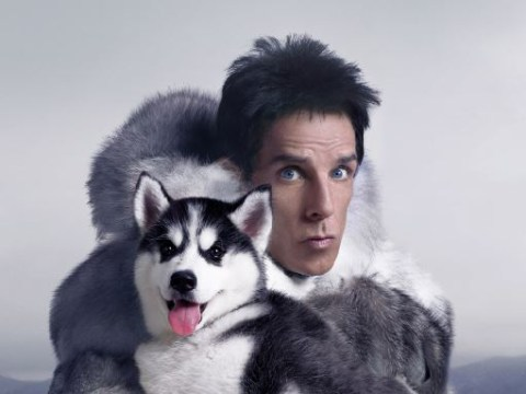 New Zoolander No. 2 character poster sees Derek posing with a furry friend