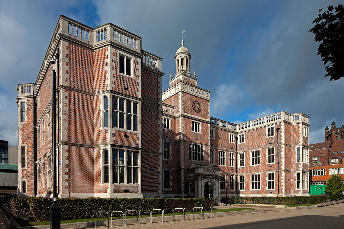 Newcastle University Student Union Building (Picture: Alamy)