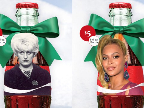 Coke lets you buy a bottle for Myra Hindley but not for Beyoncé