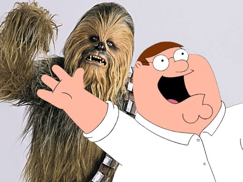 Here's how Star Wars might have sounded if Family Guy's Peter Griffin had voiced Chewbacca