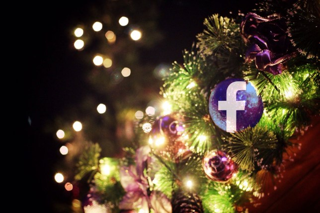 10 slightly irritating Facebook posts you see every Christmas Getty