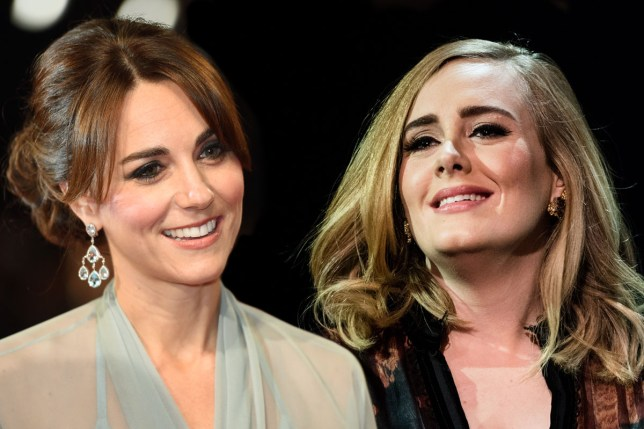 Adele is to perform at Duchess Catherine's birthday party Rex