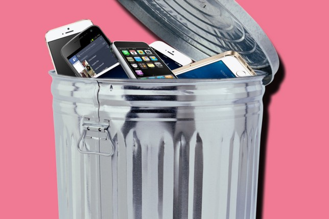 Smartphones 'will die out within five years'