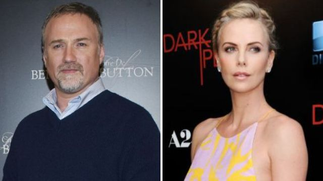 Charlize Theron is teaming up with David Fincher for a new Netflix show