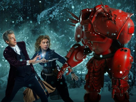Doctor Who: Spoiler-free preview for Christmas special The Husbands of River Song