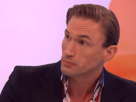 Dr Christian Jessen defends himself after being criticised for not wearing gloves during HIV test