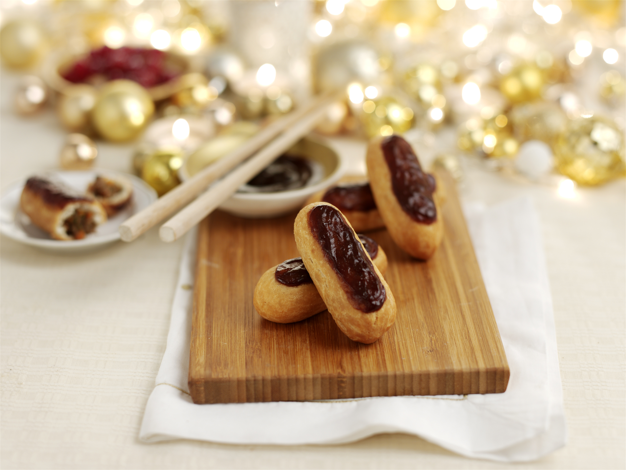 Duck Eclairs