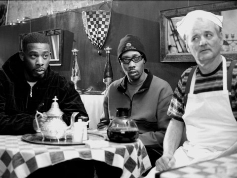 Wu-Tang Clan's RZA wants Bill Murray to steal back their album