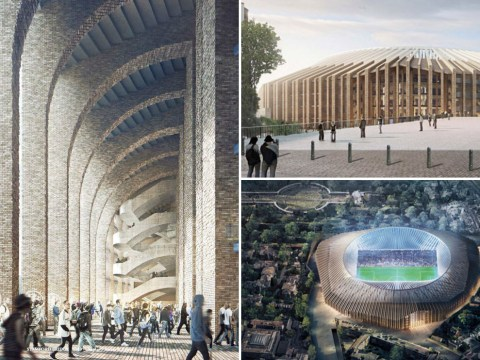In pictures: Chelsea's plans to redevelop Stamford Bridge