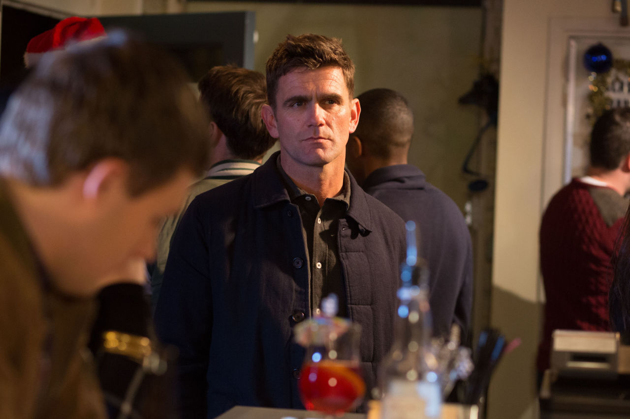 EastEnders' Scott Maslen says Jack Branning is coming back to Walford for good