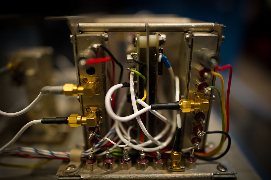 Atomic clock (Picture Getty)