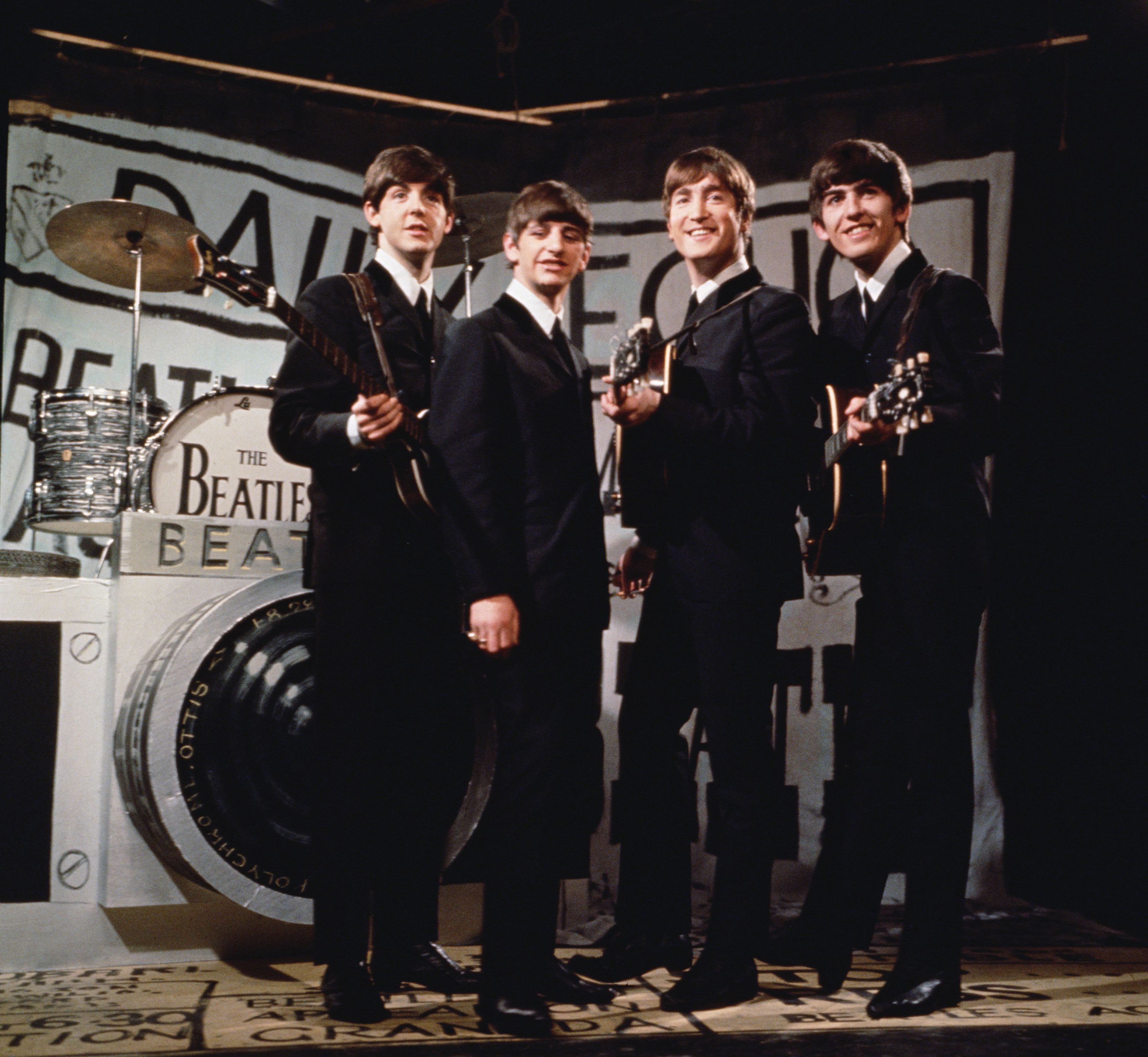 Here are the 10 most popular Beatles songs streaming on Spotify