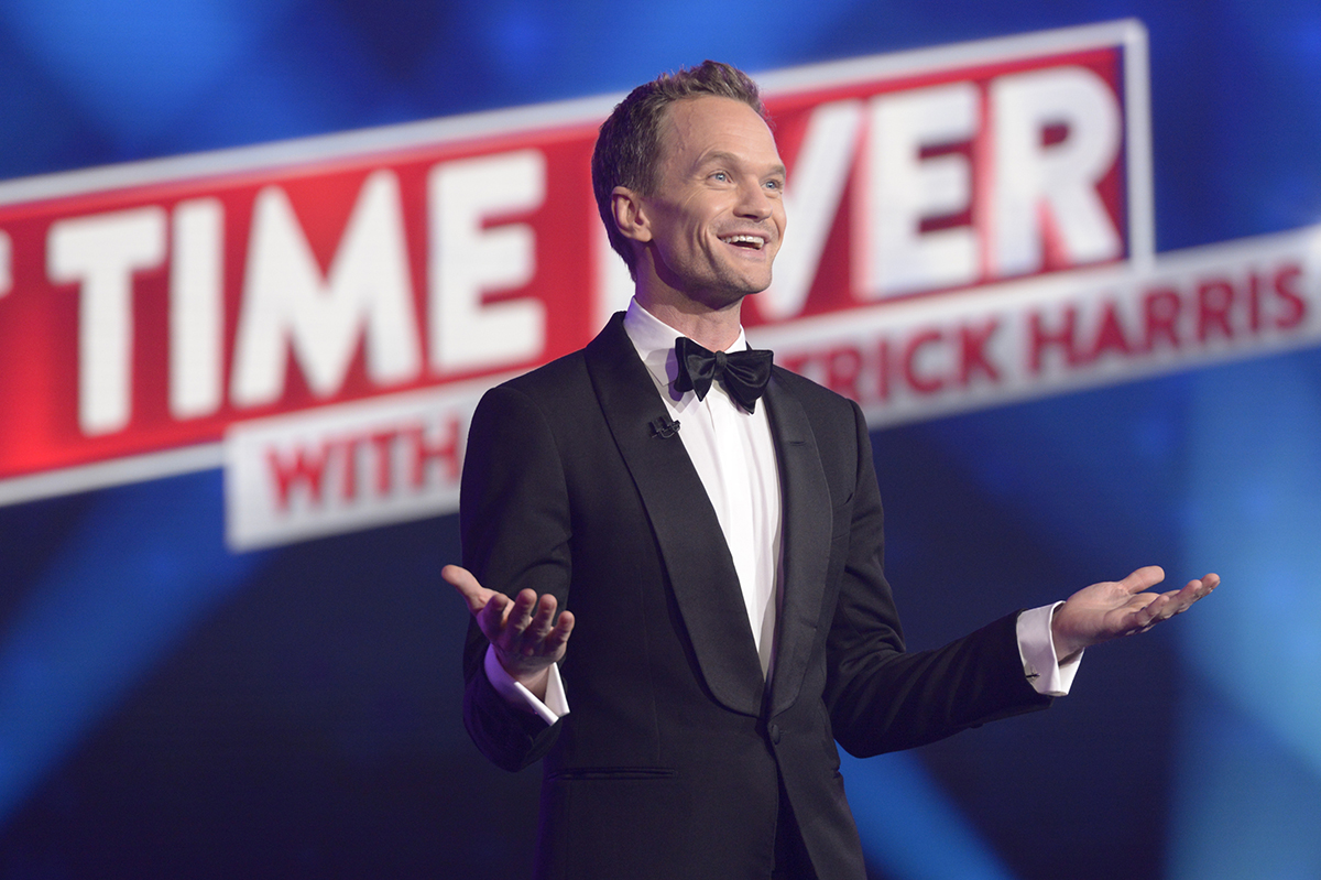Best Time Ever – the US version of Saturday Night Takeaway – cancelled after only one series