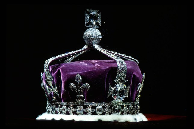 Campaigners have long called for the return of the Koh-i-Noor (Picture: Getty Images)