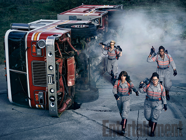 We now know which ghouls the new Ghostbusters will fight as new promo pic is released
