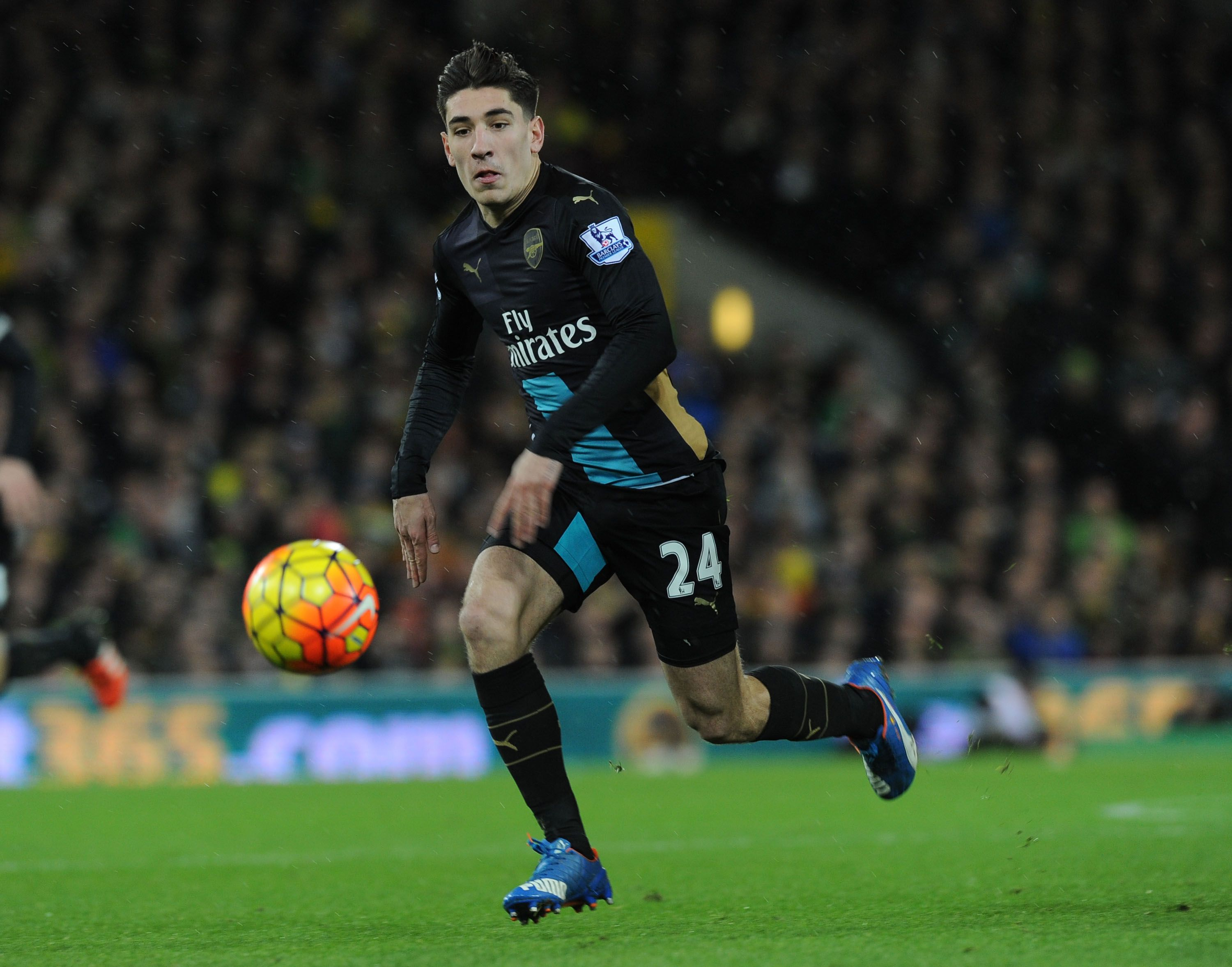 Hector Bellerin reveals he was a winger before Arsenal transfer