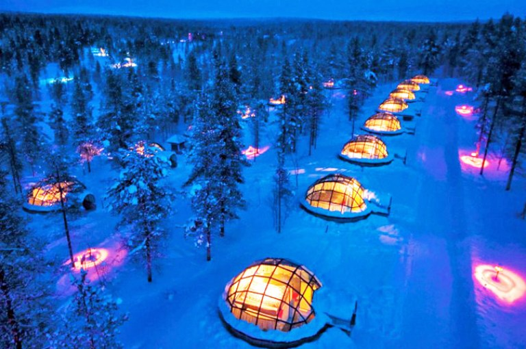17 igloos that are real Grand Designs and make you want to live in