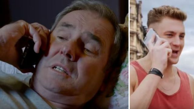 Geordie Shore's Scotty T pops up in Neighbours in hilarious video with Karl Kennedy