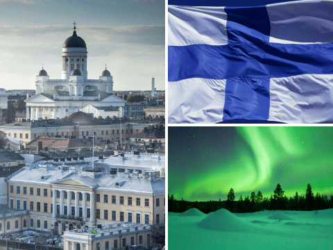 Finland's giving everyone £580 a month so let's all pack up and move there