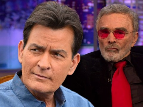 Burt Reynolds: 'Charlie Sheen deserves to have HIV'