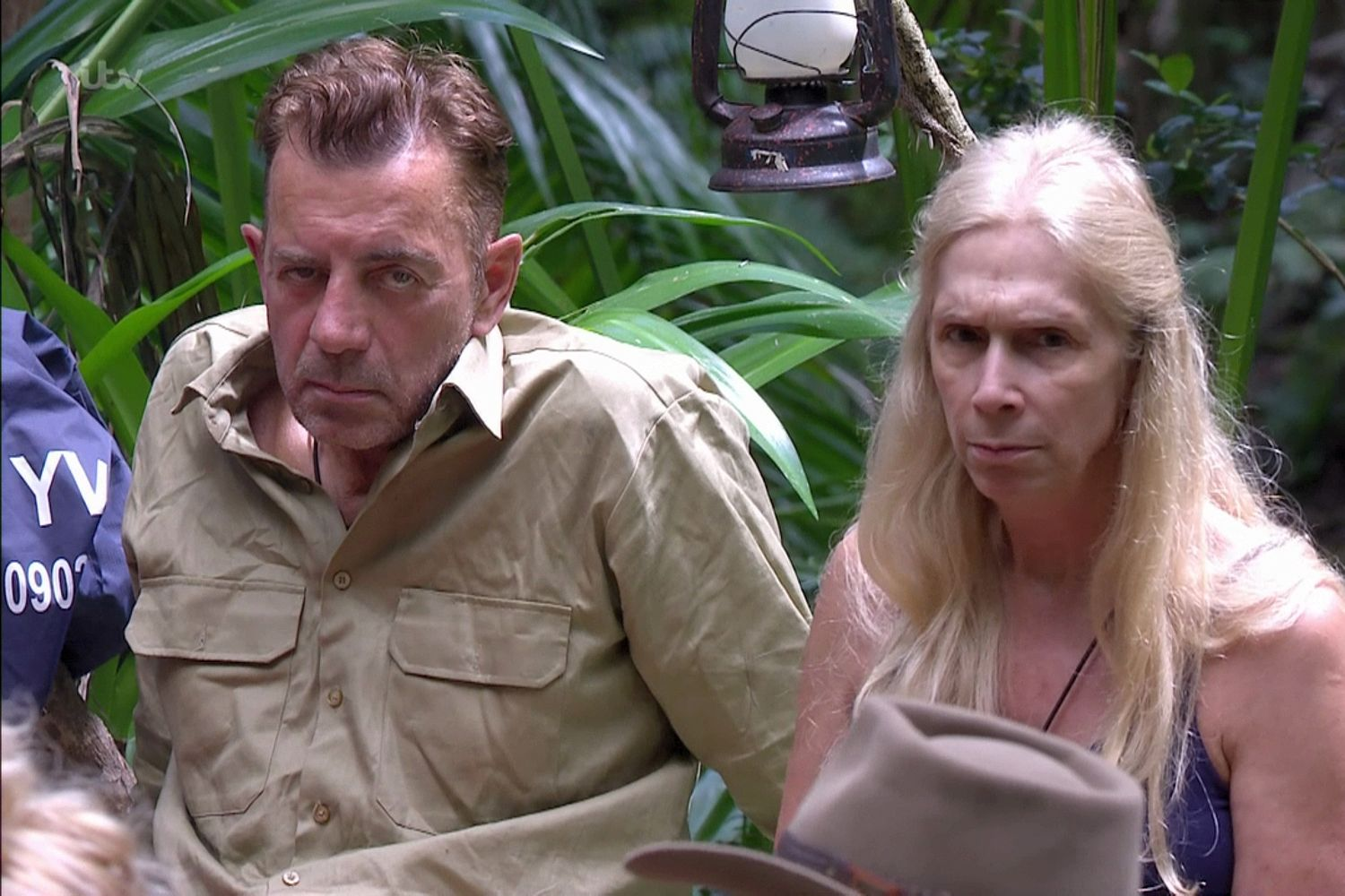 Lady C claims Duncan Bannatyne shoved her after I'm A Celebrity ended
