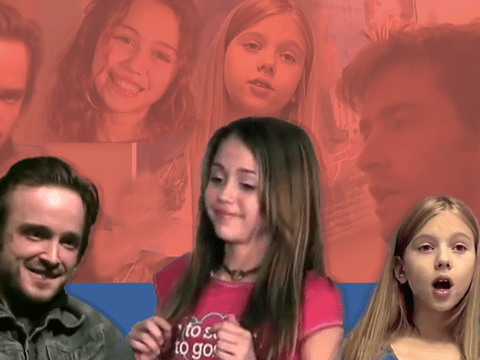 Famous first auditions: From 12-year-old Miley Cyrus to Aaron Paul breaking bad as Jesse Pinkman