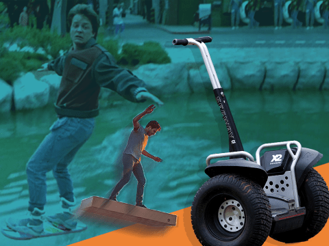 5 reasons you CAN call it a hoverboard even if it doesn't hover