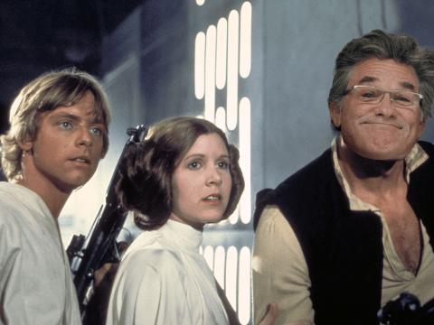 Imagine if Kurt Russell had played Star Wars' Han Solo or Luke Skywalker