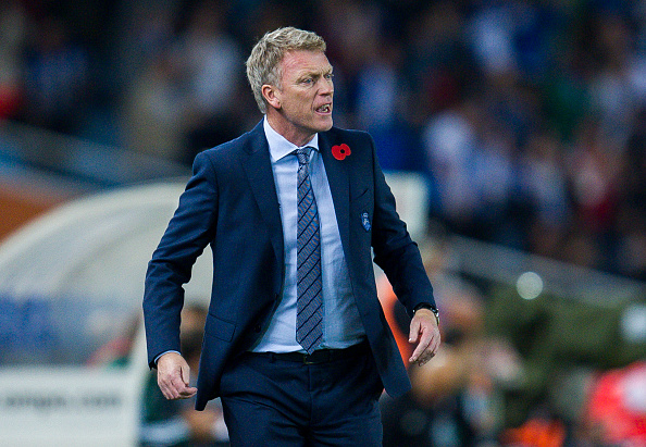 Swansea City in talks with ex Manchester United boss David Moyes to replace Garry Monk – report