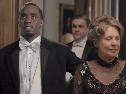 P Diddy is devastated that Downton Abbey is ending and cried his eyes out when Matthew Crawley died