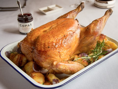 Expert tips on how to cook the perfect Christmas turkey