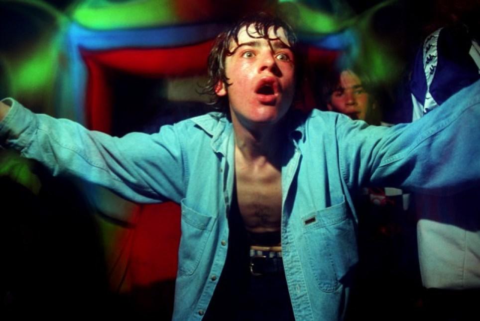 Mad raver, Pleasuredome, 1997 Credit: Tristan O'Neill/PYMCA