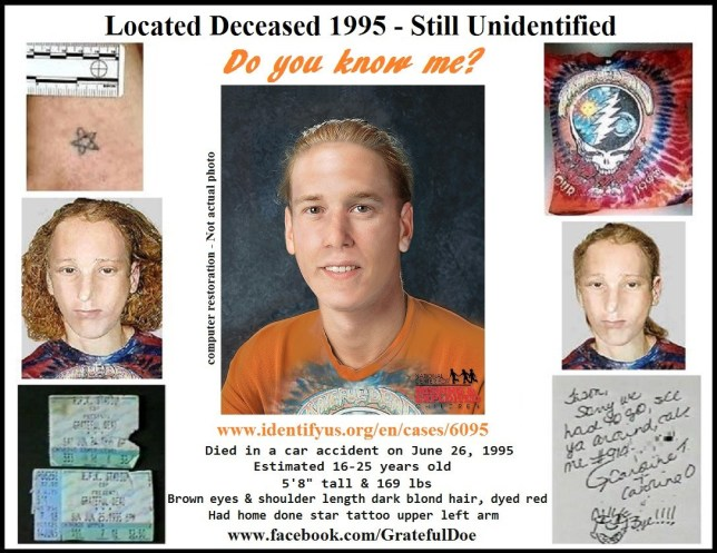 How Facebook and Reddit helped identify unknown man killed