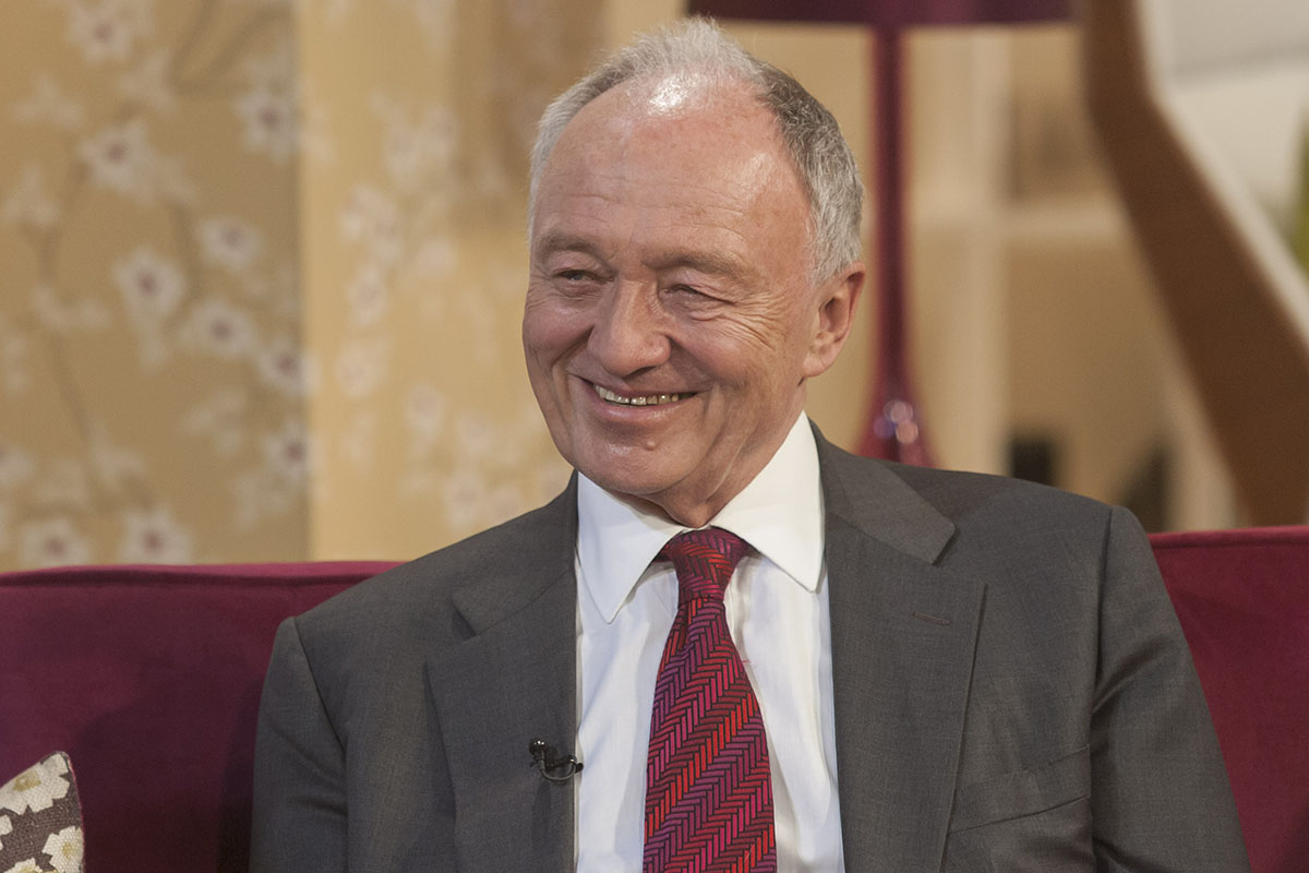 Ken Livingstone denies being sodomised by six men in succession at a gay orgy