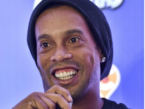 Ronaldinho selects six Manchester United legends in his all time dream British XI