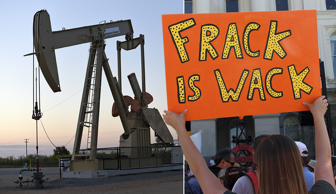 Fracking just caused another earthquake… as our MPs debate UK sites