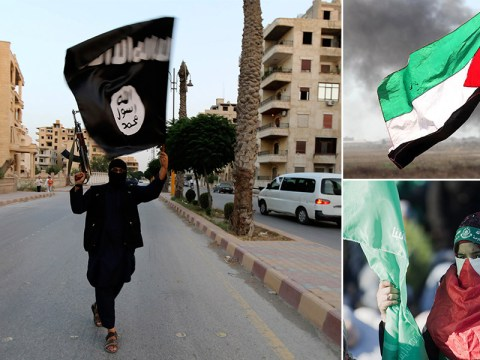 Isis gains foothold in Gaza as Hamas fighters defect