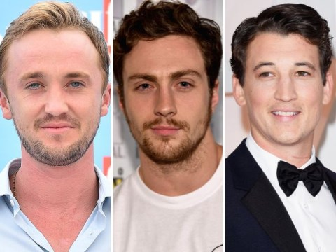 These are the actors 'in line to play a young Han Solo' in a Star Wars spin-off film