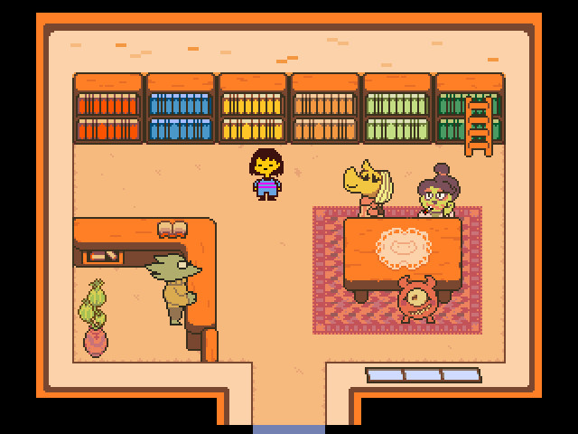 Undertale (PC) - in the running for RPG of the year