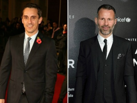 Manchester United add Ryan Giggs, Gary Neville, Pep Guardiola to shortlist to replace Louis van Gaal – report