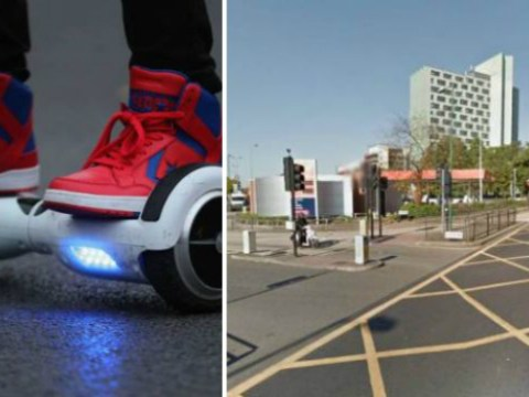 Teenager killed after being hit by a bus while riding a hoverboard