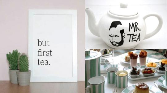 tea f
