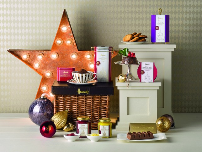 Christmas Hamper Ideas From Waitrose To Fortnum And Mason