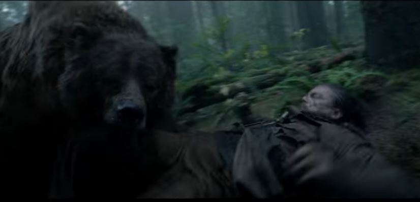 Fox deny Leonardo DiCaprio's character is raped by a bear in The Revenant