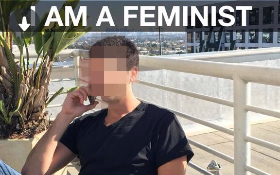 New blog pokes fun at Tinder's 'Male Feminists'