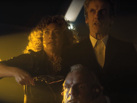 River Song is back! TWO new trailers for Doctor Who Christmas special released
