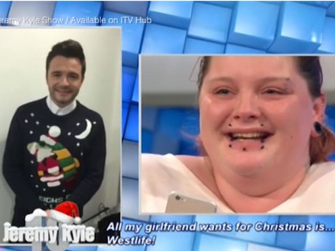 This obsessed Westlife fan told Jeremy Kyle she'd rather have Shane Filan than her partner