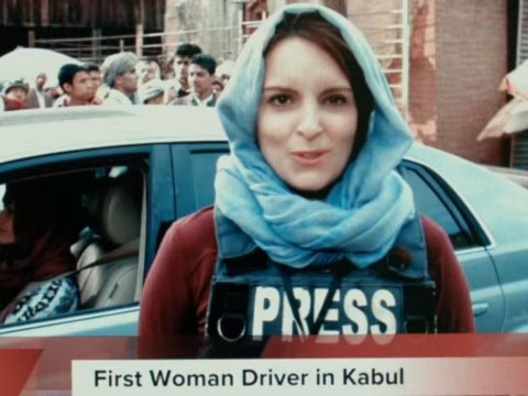 WATCH: Tina Fey reports from the frontline in first Whiskey Tango Foxtrot trailer
