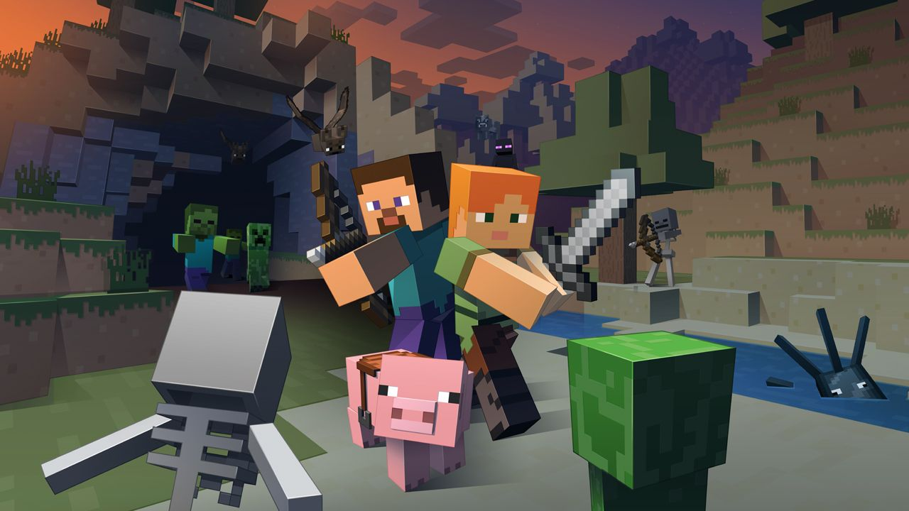 Minecraft: Wii U Edition - better late than never