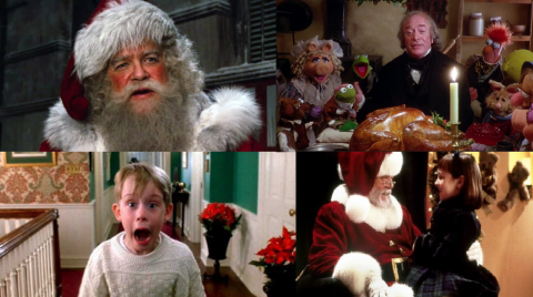 These are the best Christmas movies ever (no, this doesn't include Die Hard)